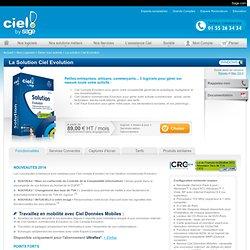 solution évolution: logiciel de comptabilité, gestion et guide juridique