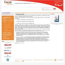 Evolution du PCG / Le PCG ou le droit comptable commun