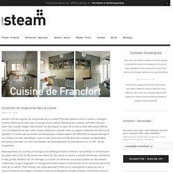 L'évolution de l'ergonomie dans la cuisine — Cuisines Steam