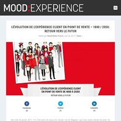 L'évolution de l'expérience client en point de vente – 1800 / 2050: retour vers le futur