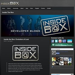 Gearbox Software - Inside the Box