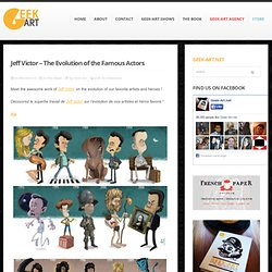 Jeff Victor – The Evolution of the Famous Actors