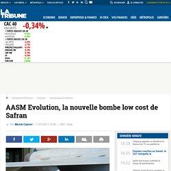 AASM Evolution, la nouvelle bombe low cost de Safran