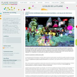 (R)évolution numérique dans les lieux culturels : les salles de spectacle (2/2)