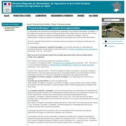 """DRAAF OCCITANIE 13/01/17 """"Produit de Montagne"""" : évolution de la réglementation"""