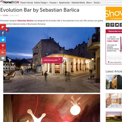 Evolution Bar by Sebastian Barlica