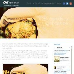 PARTIE 3 : Impact de l'évolution des technologies sur les agences de voyages