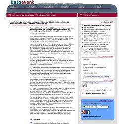 Yooz : des évolutions majeures pour la dématérialisation de factures chez les Experts-Comptables