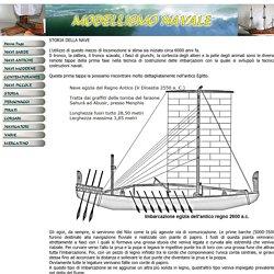 evoluzione della nave