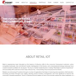 Retail IOT - EvoortSolutions