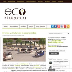 Evovelo y el futuro de la ecomovilidad