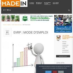 EvRP : Mode d'emploi