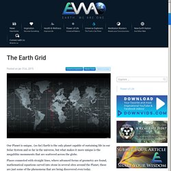 EWAO The Earth Grid
