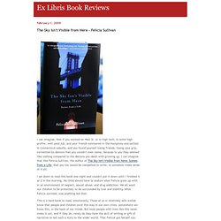 Ex Libris Book Reviews