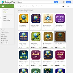 Exam English Ltd - Приложения на Google Play