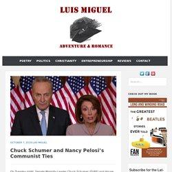 Examining Schumer and Pelosi's Communist Ties