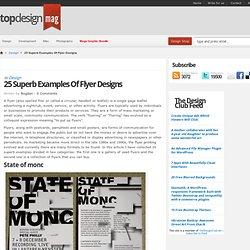 Top Design Magazine – Web Design and Digital Content 25 Superb Examples Of Flyer Designs » Top Design Magazine - Web Design and Digital Content
