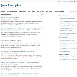 Learn Java by Examples