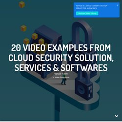 Cloud Security Solution, Services & Softwares