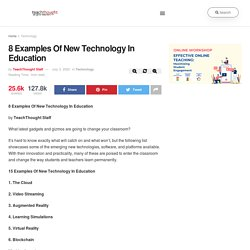 15 Examples Of New Technology In Education