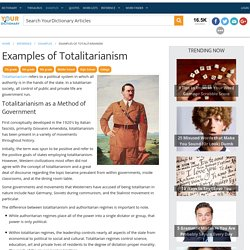 """the concept of totalitarian rule Origins of totalitarianism"""" holds powerful lessons on the dangers of  and death  camps that arendt believed defined totalitarian rule."""
