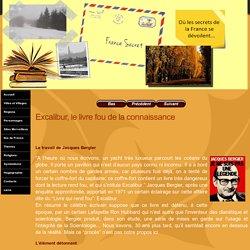 Excalibur, le livre fou de la connaissance