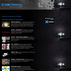 Exceeda - audiovisual specialist