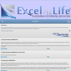 Excel At Life Mobile