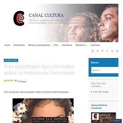 Tres excelentes documentales sobre la historia del feminismo – CANAL CULTURA