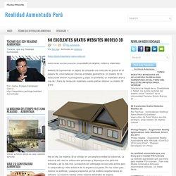 60 Excelentes Gratis Websites Modelo 3D ~ Realidad Aumentada Perú