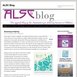 ALSC Blog - Pursuing excellence for library service to childrenALSC Blog