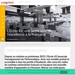 L'Ecole 42, une autre idée de l'excellence à la française