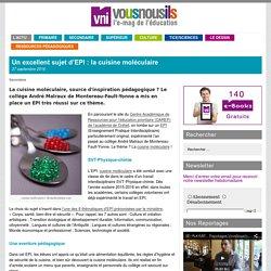 Epi enseignements pratiques interdisciplinaires pearltrees for Epi cuisine collective