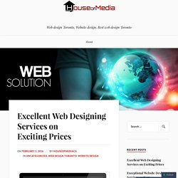 Attractive Website for Successful Marketing and Greater Sales