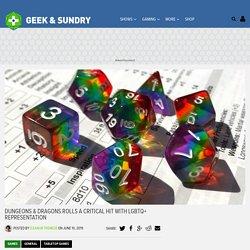 D&D Has Excellent LGBT Representation