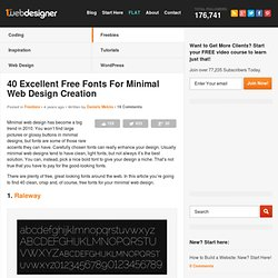 minimal-web-design-fonts