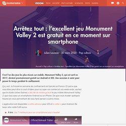Arrêtez tout : l'excellent jeu Monument Valley 2 est gratuit en ce moment sur smartphone