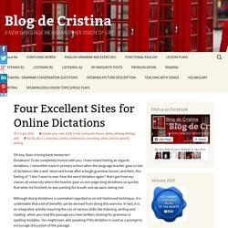 Four Excellent Sites for Online Dictations