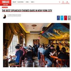 13 Excellent Secret Speakeasy Bars in NYC