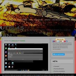 Usnip: un excellent programme pour télécharger les vidéos du net sur Windows