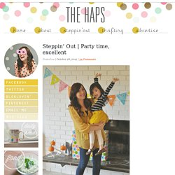 Party time, excellentHarpers Happenings : Harpers Happenings