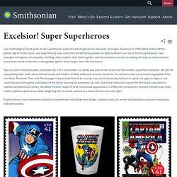 Excelsior! Super Superheroes