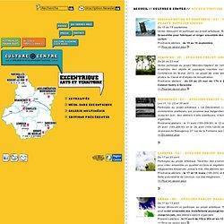 Festival Excentrique - Edition 2011 | Accueil