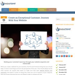 Create an Exceptional Customer Journey with York website