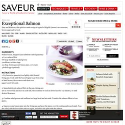 Exceptional Salmon Recipe Recipe Recipe