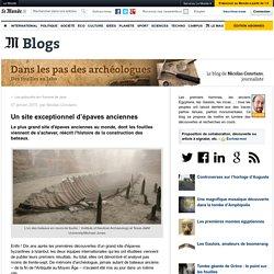 Un site exceptionnel d'épaves anciennes