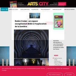 Roden Crater : un espace exceptionnel dédié à l'exploration de la lumière