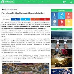 Exceptionnelle librairie monastique en Autriche - Voyager Loin