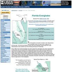 SOFIA - Circ 1182 - Excerpt - Florida Everglades