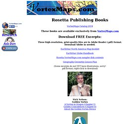 Excerpts of Rosetta Publishing books